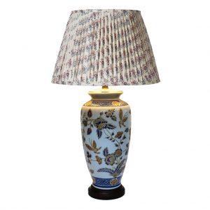 Classical Floral Lamp