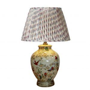 Finch Vase Lamp