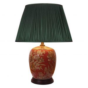 Golden Flower Lamp