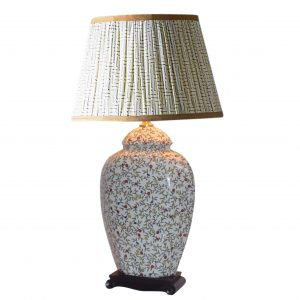 Leafy Jar Lamp