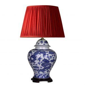 The Grand Dragon Jar Lamp